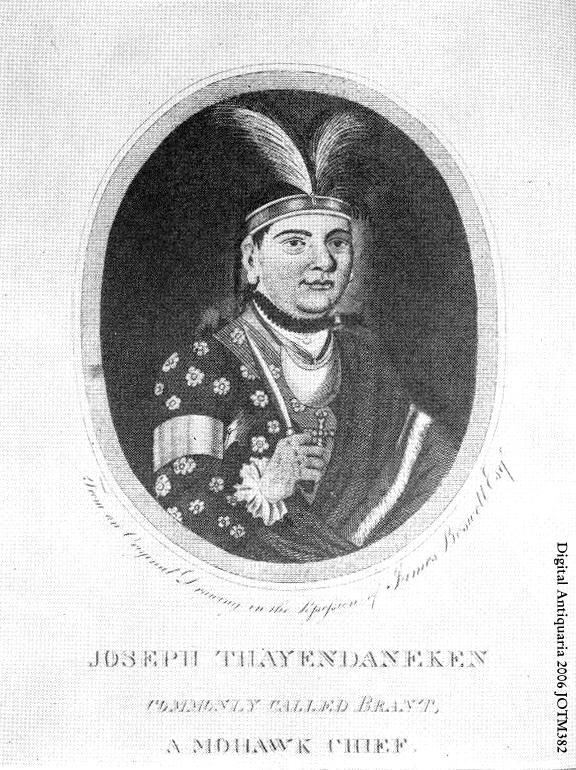 joseph brant biography